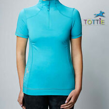 Tottie Maven Zip Polo