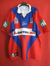 Maillot Rugby Newcastle Knights Vintage Novocastrians Newy Australie - XXL