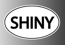 Shiny firefly serenity sticker decal inside window static cling magnet