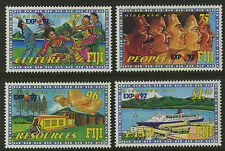 Fiji   1992   Scott # 657-660   Mint Never Hinged Set