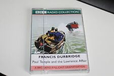 Paul Temple and the Lawrence Affair. BBC Radio4 Drama 2 x Cassettes. VGC