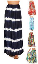 New Pistachio Womens Ladies Summer Sun Holiday Beach Hawaii Cover Up Dress Skirt