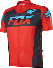 FOX LIVEWIRE RACE MAKO SS BIKE JERSEY BLACK CAMO 2016  RRP $99.99