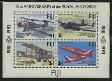 Fiji   1993   Scott # 691   Mint Never Hinged Souvenir Sheet