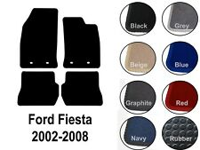 Ford Fiesta (2002-2008) New Fully Tailored Carpet Car Floor Mats