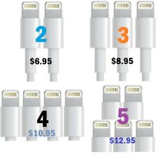 Superb Quality! iPhone 6 / iPhone 7 Cable Sync Charger High Speed Data -Lot
