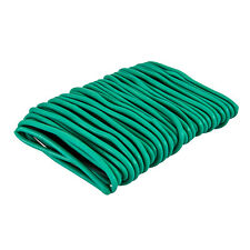 Garden Ties, Reusable Twisty Coated Wire,Plant Cable,Climbing,Cane Support,Green