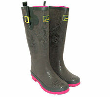 Joules Nessie Welly (Olive/Navy)