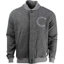 $150 Crooks and Castles Men Big C Jacket (black)