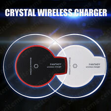 Slim Qi Wireless Charging Charger Pad for Samsung Galaxy S6 S7 edge+ Note 5 7