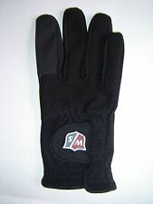 Wilson Staff Rain Grip Golf Gloves - Right Glove for Left-Handers - LARGE
