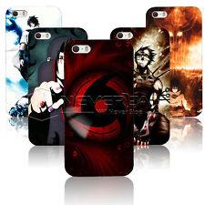 Cartoon Animation Japanese Anime Naruto Case Cover Protect For iPhone 4/5/6 Plus