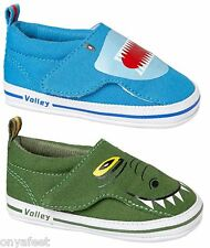 DUNLOP BABY BABIES KIDS VOLLEY MY FIRST SLIP ON AUS VOLLEYS SHOES TODDLER SHOES