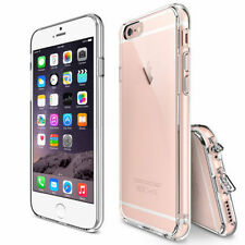 Clear Transparent Dustproof Plug TPU Silicone Cover Case for iPhone 5s 6 6S Plus