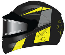 HJC IS-MAX BT Elemental Electric Bluetooth Snowmobile Helmet