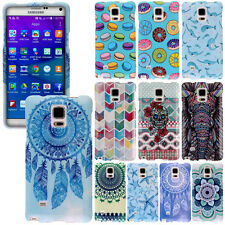 For Samsung Galaxy Note 4 N910 SNAP ON Hard Shield Skin Protector Case Cover