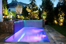 12V RGB Swimming Pool Pond Underwater Submersible Waterproof Light SC9935