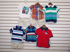 Infant & Toddler Nautica $38 - $48 Assorted Shorts Sets Size 6/12 Months - 4T