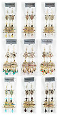 E1 Women's Earrings Ethnic Indian Pakistani Asian Bollywood Wedding Jewellery