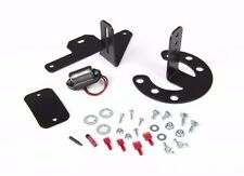 2007-2015 jeep Wrangler JK  Spare Tire License Plate Mount Kit