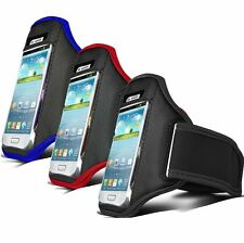 3X Jogging Sport Armband GYM Skin Case Cover for Samsung Galaxy Cell Phones 2016