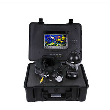 Underwater fishing 7'' monitor ccd 700TVL 360 degree rotative camera DVR