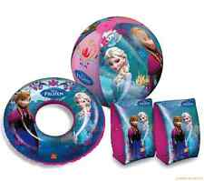 Girls Disney Frozen Arm Bands/Swimming Arm Floats. Swimming safety Inflatable