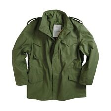 Alpha Industries M-65 Field Coat Olive Drab (OD) Olive Green