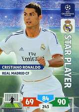 PANINI ADRENALYN - CHAMPIONS LEAGUE 2013-2014 - STAR PLAYER - selection