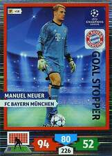 PANINI ADRENALYN - CHAMPIONS LEAGUE 2013-2014 - GOAL STOPPER - to the select