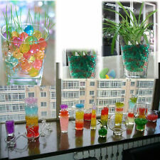 Wedding Decor Magic Plant Flower Crystal Mud Soil Balls Water Beads 10bags