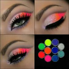 Ultra Bright Eyeshadow Pigment Mica Cosmetic Mineral Makeup Limited Color 10g MF