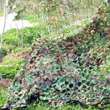 Woodlands Jungle Camouflage Net Netting Military Hunting