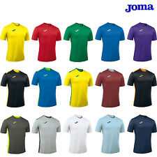 JOMA CAMPUS FOOTBALL TEAM KIT STRIP SHIRTS MENS ADULTS SMALL MEDIUM LARGE X/LARG