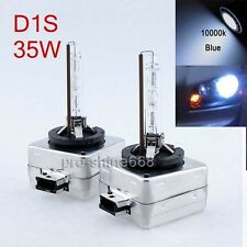 D1S Low Beam D3S 10K Light HID Headlight Replacement Bulb Xenon KIT For Dodge PD