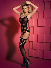 Bodystocking Catsuit Jumpsuit 34-44 Obsessive G310 Lingerie Sexy Lingerie