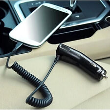 Rapid Charging Portable Micro USB Car Charger Adapter Cable For Android Phone