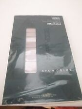 Avon Instant Manicure Dry Nail Enamel Strips You Choose the Shade