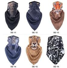 3D Animal Multi Bandana Bike Motorcycle Scarf Face Mask Ski Sport Neck Headwear