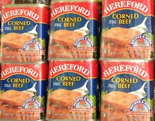 12oz Hereford Canned Corned Beef SOLD IN Pack of 6 AND Pack of 12