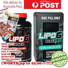 Nutrex Research Labs Lipo6 2 Pack! Choose from 7 Combos!  + Free Gift w Purchase