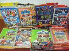 Topps - MATCH ATTAX - BINDER - BINDER - ORIGINAL without Cards