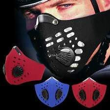 Anti Dust Cycling Bicycle Bike Motorcycle Racing Ski Half Face Mask Filter New