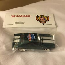 2016 Hot Wheels 16th Nationals Convention green 69 Camaro Dinner Baggie Car