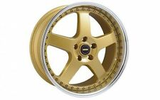 SIMMONS FR20-1 Gold finish 5x112 +35 Offset