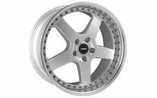 SIMMONS FR20-1 Silver finish 5x114.3 +35 Offset