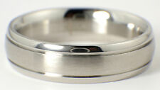 BRAND NEW STAINLESS STEEL LADIES / GENTS RING BY TUSKC AUSTRALIA