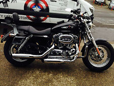 Harley-Davidson XL1200 CUSTOM 2013, ONLY 4856 MILES, FULLY LOADED