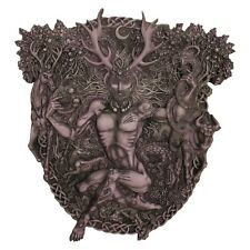 Celtic Horned God Cernunnos Wall Plaque By Nemesis Now | Pagan/Wiccan/Witchcraft