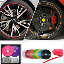 Rim Tape Wheel Stripe Decal Pinstriping Trim Sticker Car Motorcycle Bike